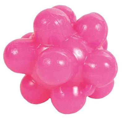 Trixie noppen ballen rubber assorti