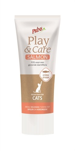 Prins play&care cat salmon