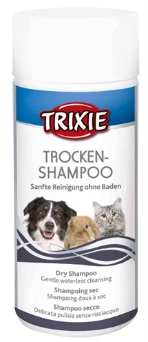 Trixie droogshampoo