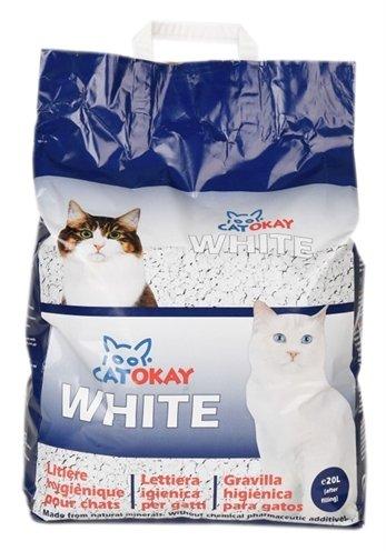 Catokay white kattenbakvulling