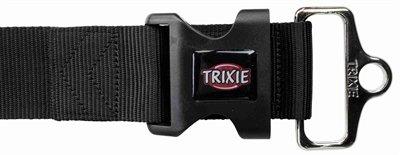 Trixie halsband hond premium grafiet grijs