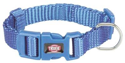 Trixie halsband hond premium royal blauw