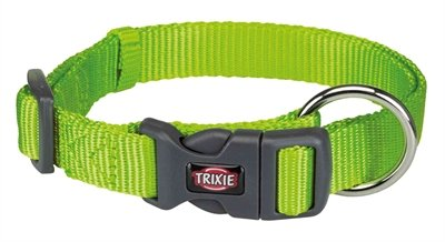 Trixie halsband hond premium appel