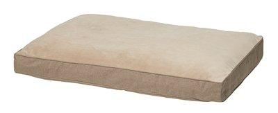 Woefwoef hondenkussen lounge oxford outdoor velvet taupe
