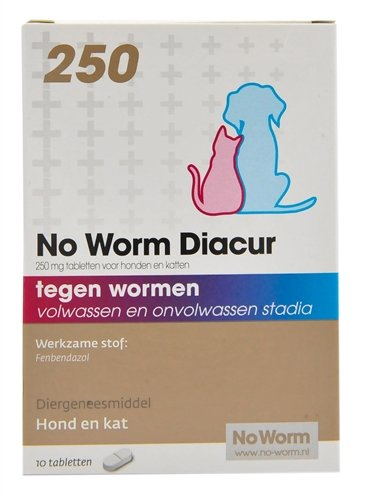 No worm diacur