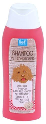 Lief! shampoo universeel lang haar
