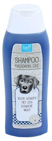 Lief! shampoo donkere vacht