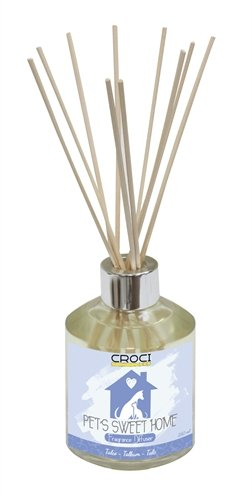 Croci pet's sweet home parfum diffuser talk
