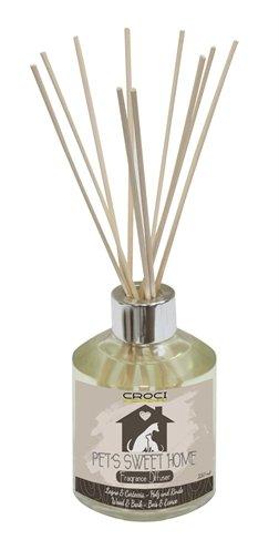 Croci pet's sweet home parfum diffuser hout