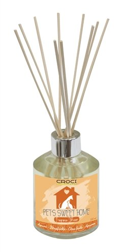 Croci pet's sweet home parfum diffuser citrus