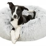 Trixie hondenmand harvey wit / zwart