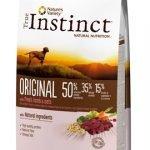 True instinct original medium adult lamb