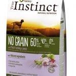 True instinct no grain medium adult turkey