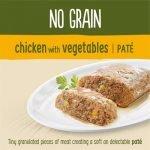 True instinct pouch no grain mini adult chicken pate