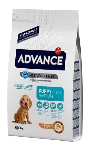 Advance puppy protect medium