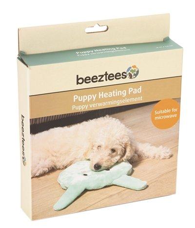 Beeztees puppy warmte pad jaia groen