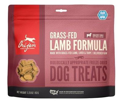 Orijen gevriesdroogd grass-fed lamb snoepjes