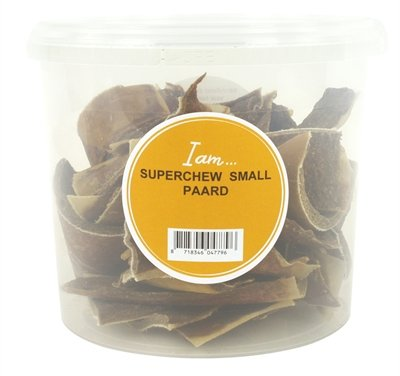 I am superchew small paard