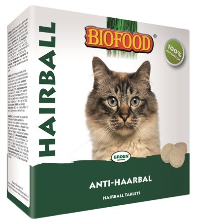 Biofood kattensnoepje met kattengras/kruiden/zeewier
