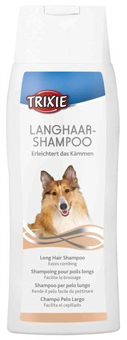 Trixie shampoo langharige hond