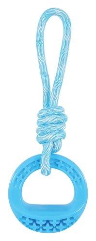 Zolux samba speelgoed tpr aan touw rond blauw