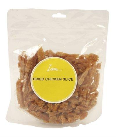 I am dried chicken slice