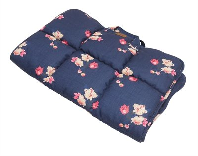 Joules hondenmand reismat floral
