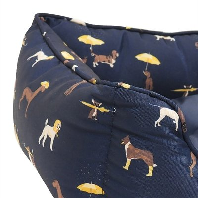 Joules hondenmand dog print