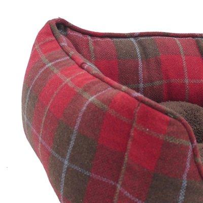 Joules hondenmand heritage tweed