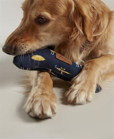 Joules bot dog print navy