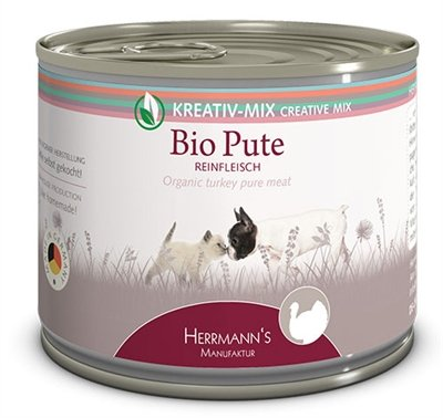 Herrmanns bio pure turkey