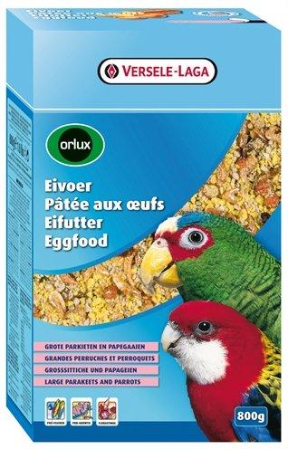Orlux eivoer droog grote parkiet/papegaai