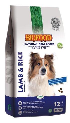 Biofood lam/rijst