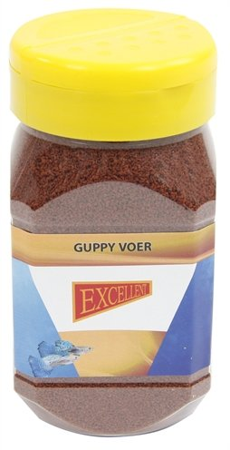 Excellent guppyvoer
