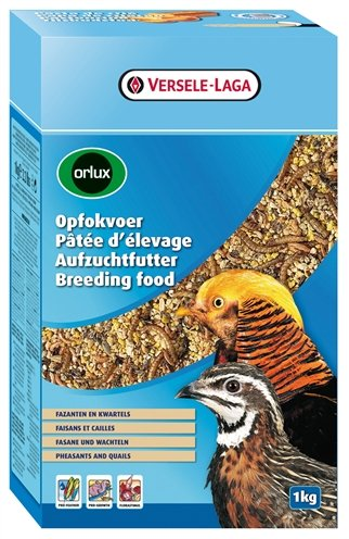 Orlux opfokvoer fazant/kwartel