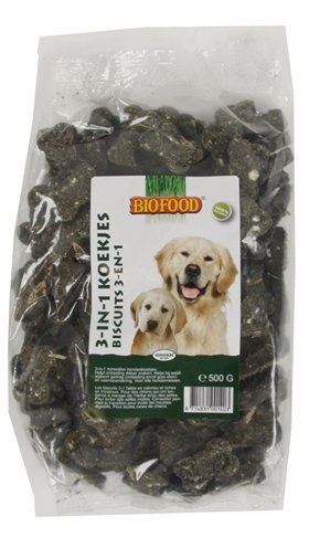 Biofood 3 in 1 hondenmineralenkoekjes