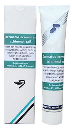 Dierendrogist dermatos eczeem/schimmelzalf