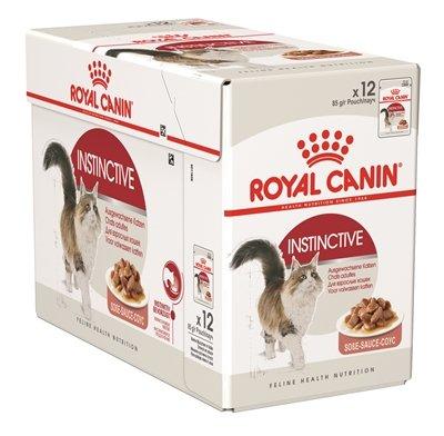 Royal canin wet instinctive in gravy