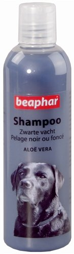 Beaphar shampoo hond zwarte vacht