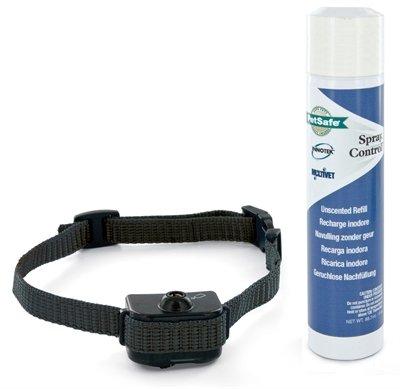 Petsafe blaf halsband met spray geurloos voor kleine honden