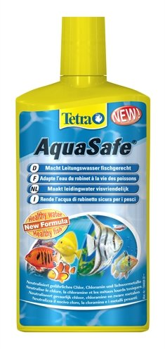 Tetra aquasafe plus waterverbetering