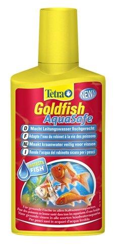 Tetra aquasafe voor goudvissen