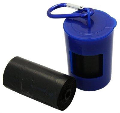 Happy pet poop bag dispenser 2×20 st gratis zakjes