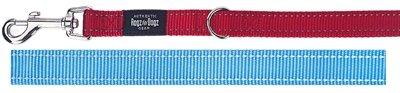 Rogz for dogs fanbelt multipurpose lijn turquoise