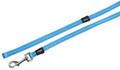 Rogz for dogs nitelife lijn turquoise