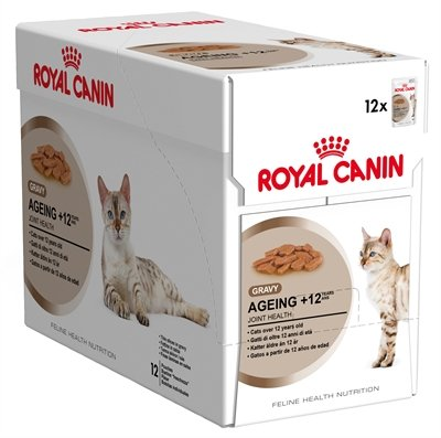 Royal canin wet ageing 12+