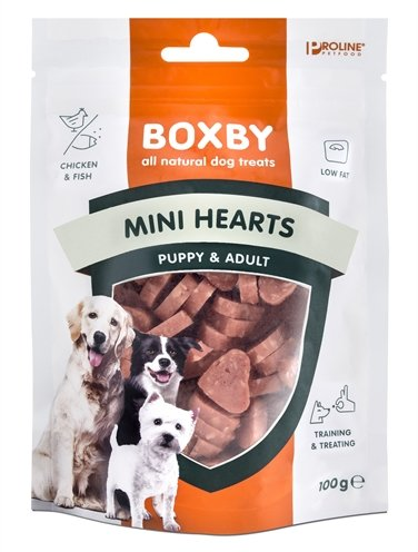 Proline puppy boxby mini hearts
