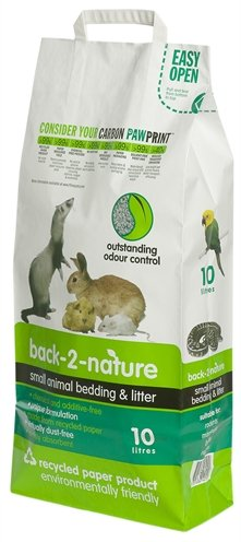 Back-2-nature bodembedekking
