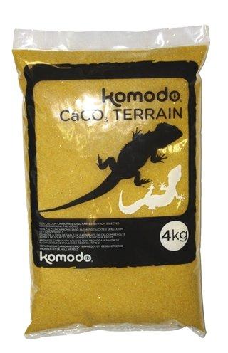 Komodo caco zand caramel