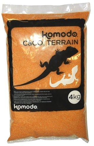 Komodo caco zand terracotta